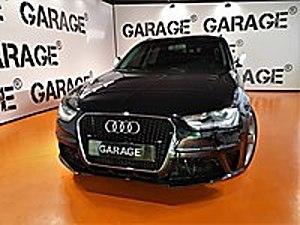 GARAGE 2014 AUDI A4 AVANT QUATTRO 2.0 TDI CARBON 177Hp CAM TAVAN Audi A4 A4 Avant 2.0 TDI Quattro