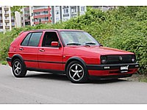 KARAKILIÇOTOMOTİV 1991 MODEL VOLKSWAGEN GOLF 1.6 GTD TURBO DİZEL Volkswagen Golf 1.6 GTD