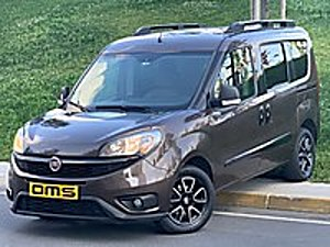 O.M.S OTOMOTİV DEN 2015 YENİ KASA DOBLO PREMİO PLUS FUL PAKET Fiat Doblo Combi 1.3 Multijet Premio Plus