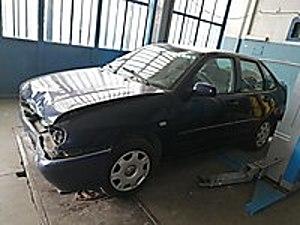 EUROKARDAN 2001 VOLKSWAGEN POLO CLASSIC 1.6 COMFORTLINE LPG Lİ Volkswagen Polo