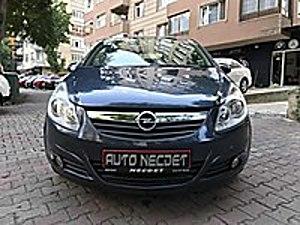 AUTO NECDET  DEN 2009 CORSA 1.4 BENZİNLİ TAM OTOMATİK ENJOY Opel Corsa 1.4 Enjoy