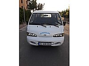 1999 MODEL H 100 BAKIMLI TEMIZ Hyundai H 100 2.5 Camlıvan