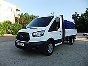 2016 MODEL KILİMALI 155T350 LONG TRANSİT Ford Trucks Transit 350 L