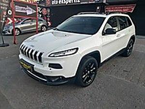 CANBULUT DAN JEEP 2.0 LİMİTED TAKASLI Jeep Cherokee 2.0 TD  Limited