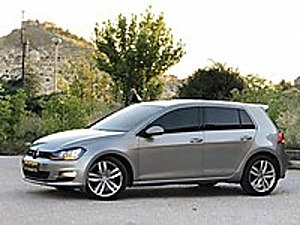 2013 MODEL GOLF 7 1.6 TDİ DİZEL OTOMATİK Volkswagen Golf 1.6 TDI BlueMotion Comfortline