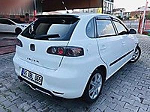 EGE OTOMOTİVDEN 2008 SEAT IBIZA 1.4 TDI STYLANCE FULL  FULL Seat Ibiza 1.4 TDI Stylance