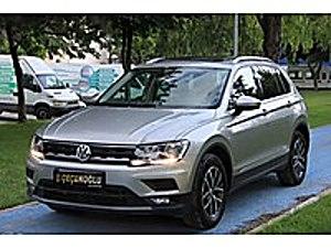 ÇEÇENOĞLU NDAN VOLKSWAGEN TIGUAN 1.5 TSI COMFORTLINE CAM TAVAN Volkswagen Tiguan 1.5 TSI  Comfortline