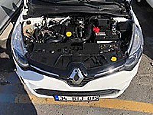 HATASIZ 2018 MODEL RENAULT CLİO SPORT TOURER 1.5 DCi 90 HP EDC Renault Clio 1.5 dCi SportTourer Touch