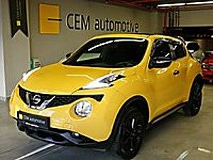 CEMautomotive-2016 BOYASIZ-NİSSAN JUKE 1.6 OTM-CAM TAVAN Nissan Juke 1.6 Sky Pack