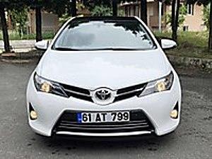 MY AUTODAN TRDE TEK HATASIZ2013 1.4D-D4 AURİS PREMİUM 23.000Km Toyota Auris 1.4 D-4D Premium