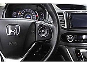 2016 MODEL CR-V EXECUTIVE   1.6 DIZEL OTOMOTIK HATASIZ KUSURSUZ Honda CR-V 1.6 i-DTEC Executive