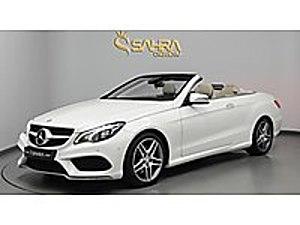 SAHRA OTOMOTİV den MERCEDES E250 AMG 7G-TRONİC CABRİO BAYİ Mercedes - Benz E Serisi E 250 AMG 7G-Tronic