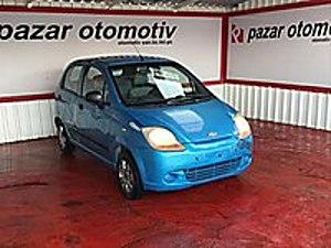 PAZAR OTO 2008 MDL CHEVROLET SPARK 0.8 SE 62.000 KM DE Chevrolet Spark 0.8 SE