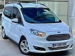 2015 MODEL COURİER 1.5 75 HP D LÜX 15 DK KREDİ İMKANI Ford Tourneo Courier 1.5 TDCi Delux