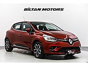 BİLTAN MOTORS  0 KM CLİO İCON DZEL OTOMATK KIRMZI 48AY SNT KREDİ Renault Clio 1.5 dCi Icon