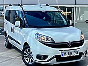 2018 FİAT DOBLO 1.6 120 HP TREKKİNG KOLTUK ISITMA FUL FULL Fiat Doblo Combi 1.6 Multijet Trekking