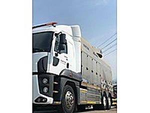 HRV OTOMOTİV DEN 2017 MODEL KOMBİNE KANAL AÇMA Ford Trucks Cargo 2533 DC