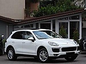 SVN AUTO PORSCHE CAYENNE DİZEL BAYİ ÇIKIŞLI BOYASIZ MAKYAJLI Porsche Cayenne 3.0 Diesel