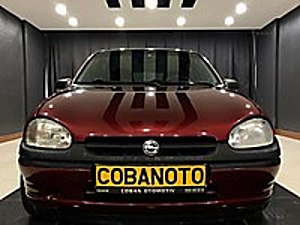ÇOBAN OTOMOTİV DEN 96 OPEL CORSA SWİNG OTOMATİK 102.000 KM DE Opel Corsa 1.4 Swing