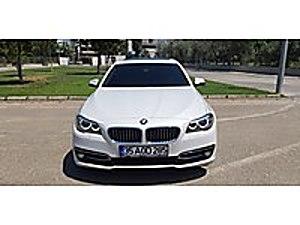 HATASIZ BAYİ ÇIKIŞLI 5.20 LUXURY LİNE YETKİLİ SERVİS BAKIMLI BMW 5 Serisi 520i Luxury Line