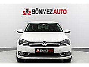 2014 MODEL-COMFORTLİNE-DEĞİŞENSİZ-DSG-ELK. KOLTUK-30DK DA KREDİ Volkswagen Passat 1.6 TDI BlueMotion Comfortline