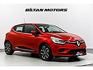 BİLTAN MOTORS  0  KM DZL OTOMATK İCON KIRMIZI 48AY SNT KREDİ Renault Clio 1.5 dCi Icon