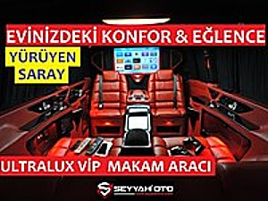SEYYAH OTO Business Class Vip MAKAM ARACI - 2018 Vito 119 Select Mercedes - Benz Vito Tourer Select 119 CDI Select Plus