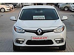 2016 FLUENCE 1.5 DİZEL 110HP ICON DERİ LED 17JANT KEYGO HATASIZ Renault Fluence 1.5 dCi Icon