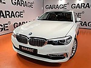GARAGE 2018 BMW 5.20 I LUXURY LINE SUNROOF HAFIZA ISITMA BMW 5 Serisi 520i Luxury Line