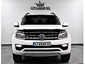 2018-AMAROK-3.0 TDİ V6-4X2-COMFORTLİNE-HATASIZ-BOYASIZ-65 BİN KM Volkswagen Amarok 3.0 TDI Comfortline