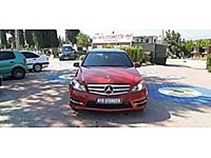 2013 MODEL AMG 7 İLERİ HATASIZ Mercedes - Benz C Serisi C 180 AMG 7G-Tronic