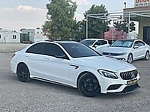 EXCLUSİVE AMG İMZA SERİ CEVİZ KAPLMA K.KENDNE PARK TÜRKİYEDE TEK Mercedes - Benz C Serisi C 200 d BlueTEC Exclusive