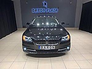 BARON PLAZA DAN 2015 BMW 525D X-DRİVE HAYALET-VAKUM -D .ISITMA -ELEKTRİKLİ BAĞAJ