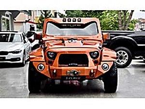 SCLASS 2011 WRANGLER RUBICON 2.8 CRD FUAR ARACI Jeep Wrangler 2.8 CRD