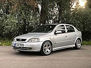 BAŞKENT MOTRS DAN 2001 1.6İ LPG  Lİ OTOMATİK Opel Astra 1.6 Elegance