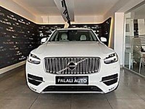 VOLVO XC90 2.0D5 AWD 235HP-AIRMATİC-360KAM OTOPİLOT-FULL-HATASIZ Volvo XC90 2.0 D5 Inscription