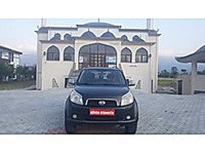 -GÜVEN OTOMOTİV DEN...2009...DAİTHATSU...TERİOS 4x4... Daihatsu Terios 1.3
