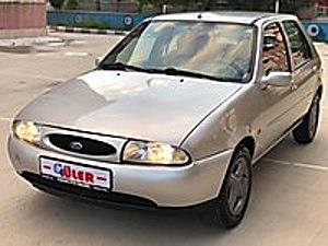 GÜLER OTO GALERİDEN MASRAFSIZ BAKIMLI TERTEMİZ FORD FİESTA FLAİR Ford Fiesta 1.25 Flair