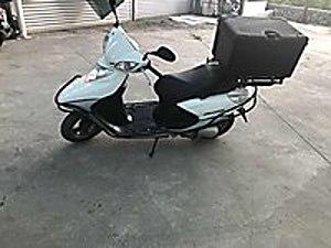 TERTEMİZ. SIFIRA EŞ Honda Spacy 110