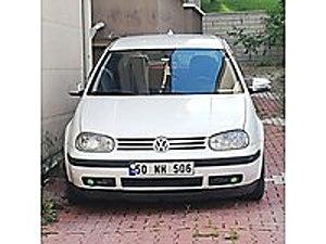 HATASIZ OK GİBİ GOLF 4 Volkswagen Golf 1.6 Comfortline