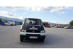 -GÜVEN OTOMOTİV DEN - 1998 VOLKSWAGEN TRANSPORTER 2.5 TDİ 105 HP Volkswagen Transporter 2.5 TDI City Van