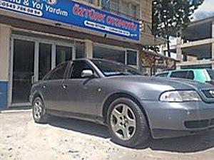 OTAMATIK MUHAYYER ARAÇ Audi A4 A4 Sedan 1.8 T