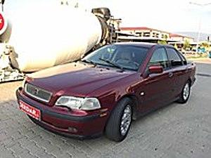 SERDAR OTOMOTİV 1998 VOLVO S40 2.0 T OTOMATİK FULL ORJİNALLL Volvo S40 2.0 T