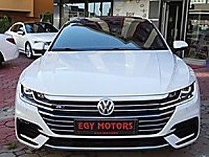 EGY MOTORS   HATASIZ 2017 36.000KM R LİNE 1.5 TSI ARTEON Volkswagen Arteon 1.5 TSI R Line