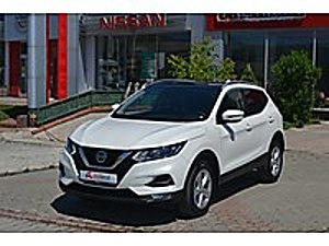 ASAL OTOMOTİVDEN 2019 QASHQAI 1.5 DCİ SKYPACK DCT BOYASIZ... Nissan Qashqai 1.5 dCi Sky Pack