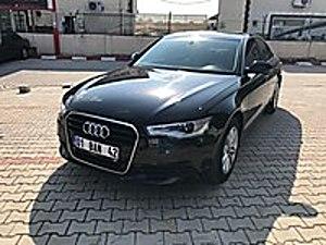 2012 MODEL AUDİ A6 2.0 TDİ 177 PS MULTİTRONİC OTOMATİK VİTES Audi A6 A6 Sedan 2.0 TDI