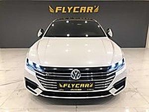 FLYCAR  2017 HATASIZ 4MOTİON BAYİ R-LİNE VAKUM-HAYALET-ELK BAGAJ Volkswagen Arteon 2.0 TDI R-Line
