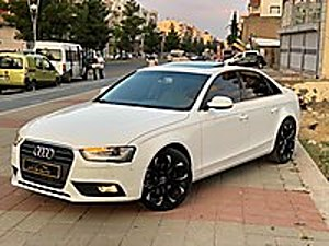 2013 fulll fulll A4 177BG HASARSIZ SIFIR AYARINDA TEMİZ  Audi A4 A4 Sedan 2.0 TDI