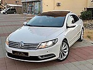 2013 FULL FULL CC EXCLUSİVE CAM TAVANLI OTOMATİK  Volkswagen VW CC 1.4 TSI Exclusive