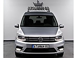 2019-WV-CADDY-EXCLUSİVE-DSG-HATASIZ-BOYASIZ-35 BİN KM Volkswagen Caddy 2.0 TDI Exclusive